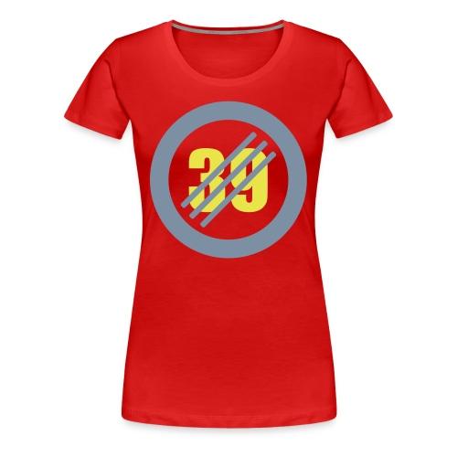 T-Shirt  40 J. - Women's Premium T-Shirt