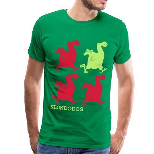 Klondodos - Männer Premium T-Shirt