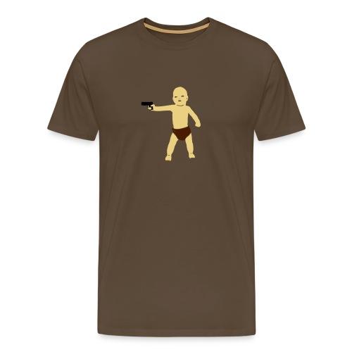 Vatermörder - Männer Premium T-Shirt