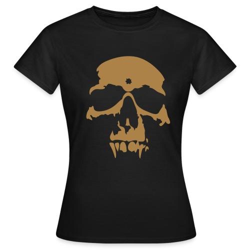 camiseta vampiro - Camiseta mujer