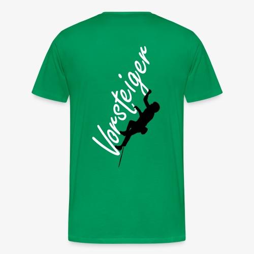 Vorsteiger (men) - Männer Premium T-Shirt