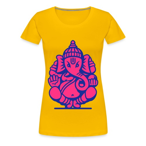 ELEPHANT - Camiseta premium mujer