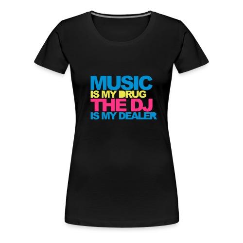 Camiseta Femenina - Camiseta premium mujer