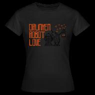 T-Shirts ~ Frauen T-Shirt ~ Robot Love