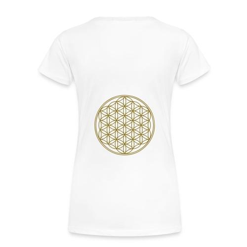Blume des lebens I - Frauen Premium T-Shirt
