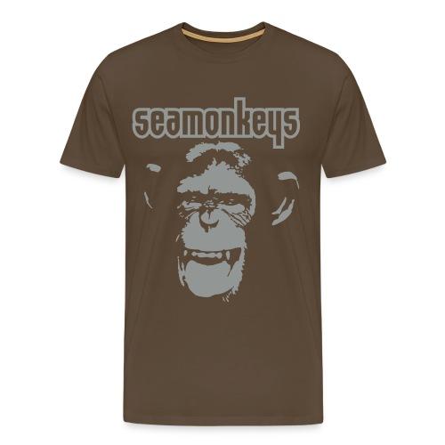 big monkey t-shirt - Men's Premium T-Shirt