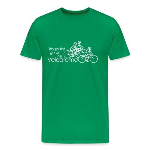 Velodrome - Men's Premium T-Shirt