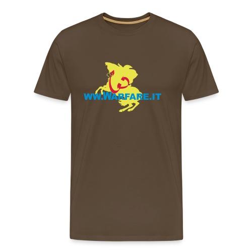 Logo del sito www.warfare.it - Maglietta Premium da uomo