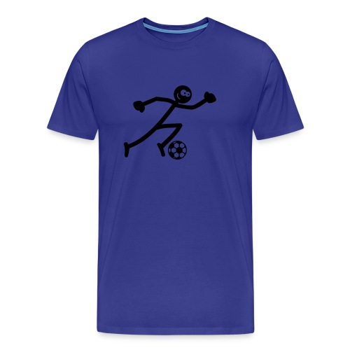 futbol - Männer Premium T-Shirt