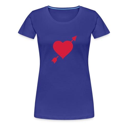 theblazingarrow - Women's Premium T-Shirt