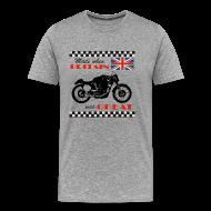 T-Shirts ~ Men's Premium T-Shirt ~ Made when Britain was Great