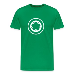 widefive / green - Men's Premium T-Shirt