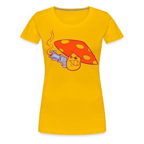 El Pilzo - Frauenshirt - Frauen Premium T-Shirt