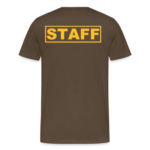 CHOK'SERIES STAFF HOMME - T-shirt Premium Homme
