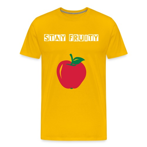 Stay Fruity - Männer Premium T-Shirt