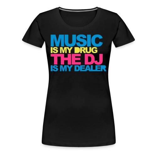 Girlie-Shirt - Frauen Premium T-Shirt