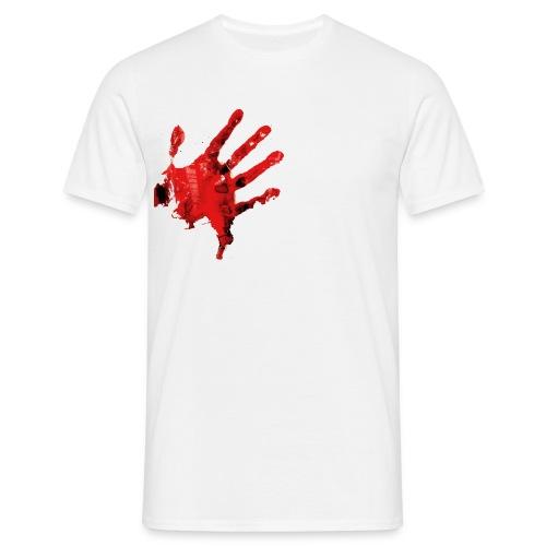BLOODY HANDS / Camiseta - Camiseta hombre