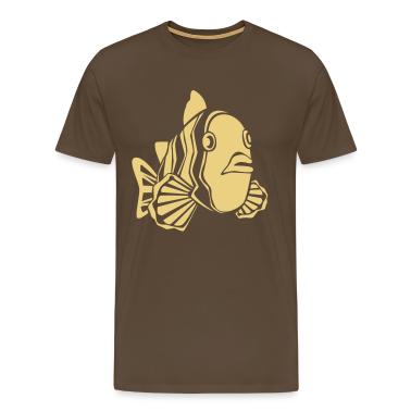 fish nemo clownfish animal T-Shirts