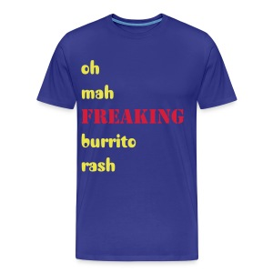 burrito - Men's Premium T-Shirt