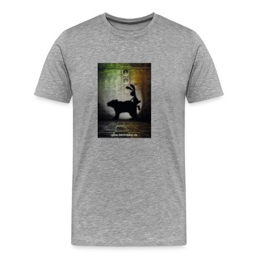 Das offizielle Shirt zur Easter BearDance, Vol.1 (versch. Farben) - Männer Premium T-Shirt