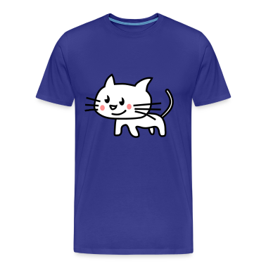 kitten blush T-Shirts