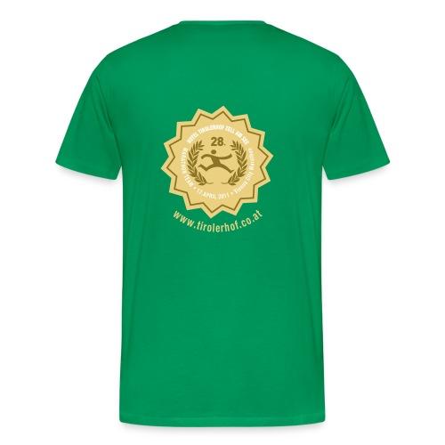 Saschas Shirt - Männer Premium T-Shirt