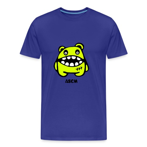 T-Shirt Monster, coupe normale - T-shirt Premium Homme