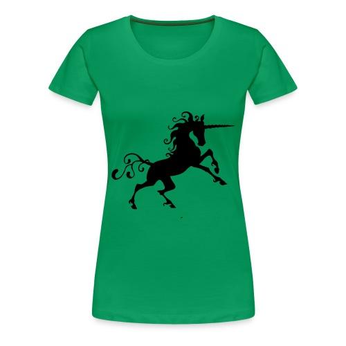 Black Beuty - Frauen Premium T-Shirt