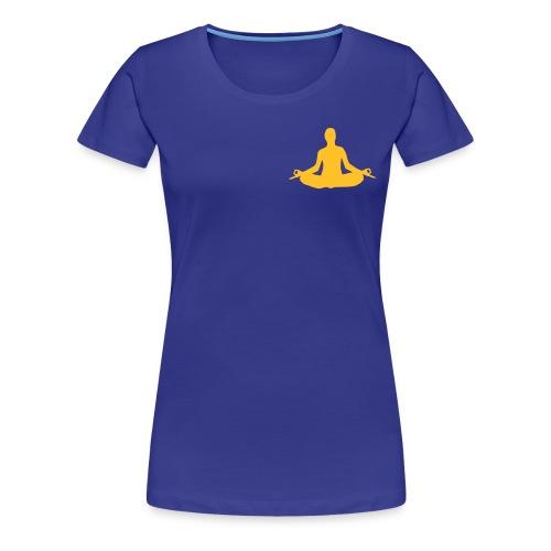 relax - Premium T-skjorte for kvinner