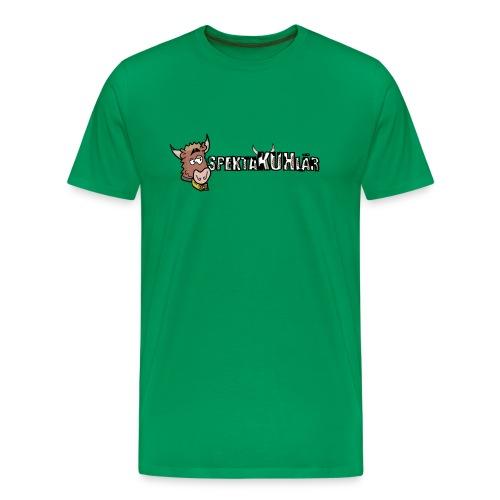 Spektakuhlär! - Männer Premium T-Shirt