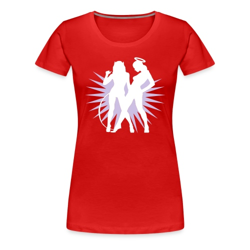 Angel`s - Frauen Premium T-Shirt