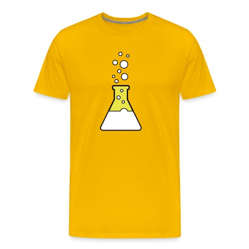 Zyankali Kolben - Männer Premium T-Shirt