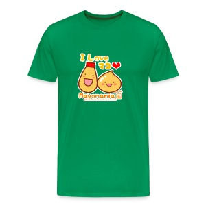Mayo Love - Men's Premium T-Shirt