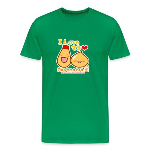 Mayo Love - Men's Premium T-Shirt