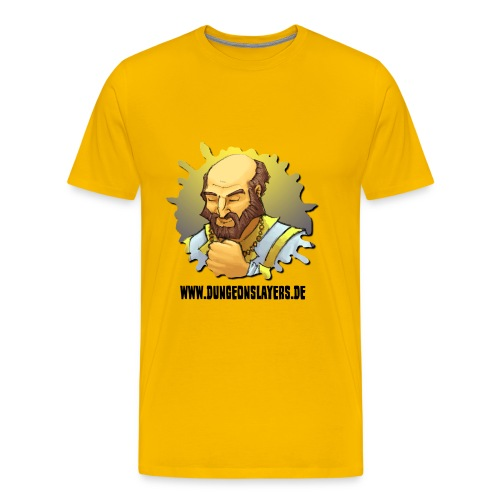Casius - Männer Premium T-Shirt
