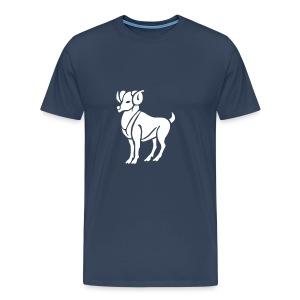 Oinas - Miesten premium t-paita