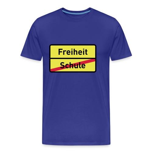 Schulabschluss 2011 - Männer Premium T-Shirt