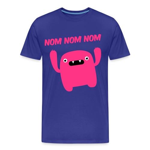 Nom Nom Nom - Men's Premium T-Shirt