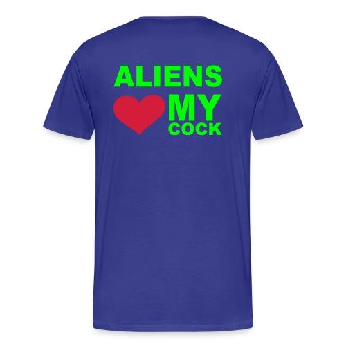 Aliens - Men's Premium T-Shirt