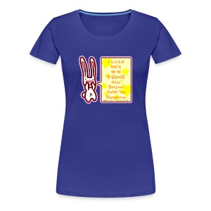 Hello 8 - Women's Premium T-Shirt