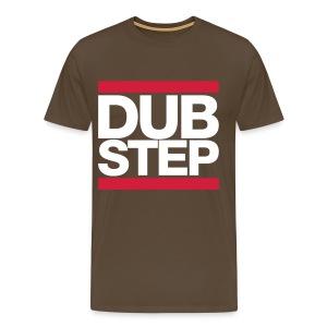 Dub Step - Men's Premium T-Shirt