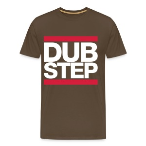 Dub Step - Men's Premium T-Shirt