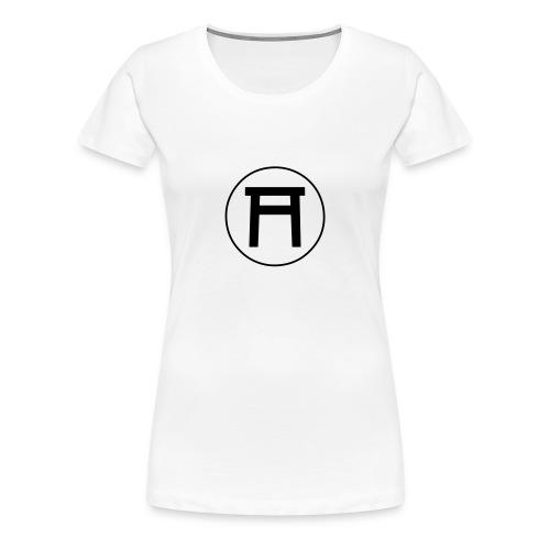 Grundlagen Shirt Frauen weiß - Frauen Premium T-Shirt