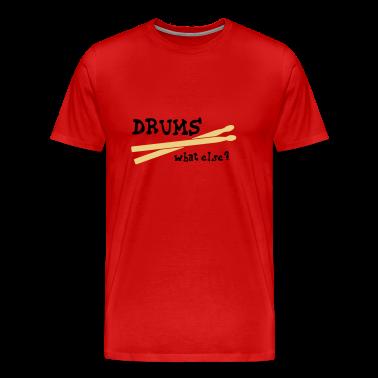 Tamburi,  altro? T-shirt