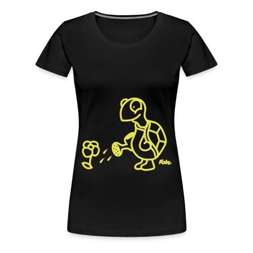 bonclyde day tartaruga - Maglietta Premium da donna