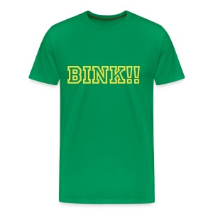Bink Tee - Men's Premium T-Shirt