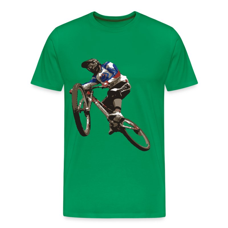 Downhill  Tee - Men's Premium T-Shirt