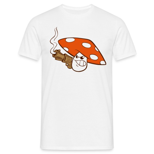 El Pilzo - Männershirt - Männer T-Shirt