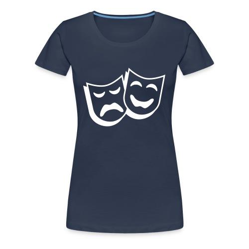 ladnvtmskcst - Women's Premium T-Shirt