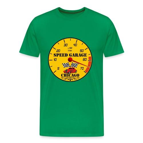 t-shirt racing - Men's Premium T-Shirt